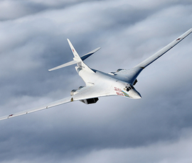"Ракетоносец Ту-160 назвали ""худшим кошмаром НАТО"""