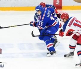 СКА сыграет с ЦСКА в финале Западной конференции