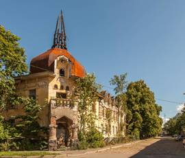 Здания общины сестер милосердия в Кронштадте продали под гостиницу