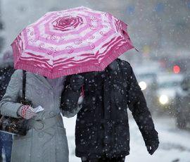 В Петербург идут холода