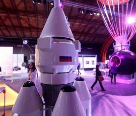 Петербуржцам расскажут о Марсе и покажут настоящий луноход