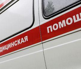 Автомобиль сбил женщину с ребенком на улице Тамбасова