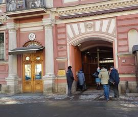 Нервные американские дипломаты злятся на петербургских журналистов