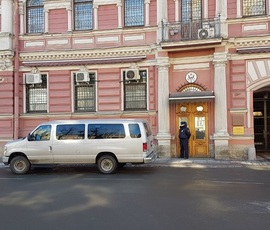 Сотрудникам консульства США в Петербурге дали месяц на выезд