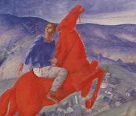 В Русском музее пройдет выставка работ Петрова-Водкина