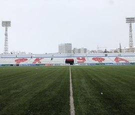 """""""Зенит"""" начал играть с """"Уфой"""""""
