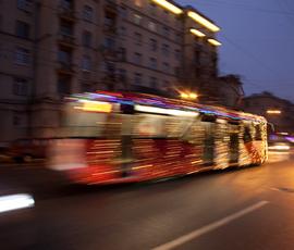 Скоростной трамвай до Петергофа обойдется властям Петербурга в 10 млрд рублей