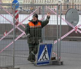 С 5 апреля водителей в центре Петербурга ждут новые ограничения