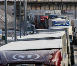 Большегрузов-нарушителей в Ленобласти поймают фотоловушки
