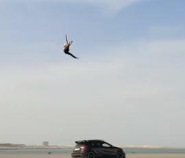 Топ-5 трюков на Mercedes показали на видео