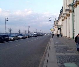Движение по Миллионной улице и Лиговскому проспекту ограничат
