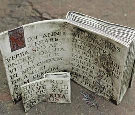 В Русском музее покажут каменные книги