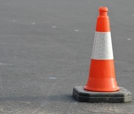Новые дорожные ограничения вступят в силу в Петербурге на выходных