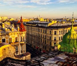 """Исторический центр Петербурга превратят в """"гетто"""" для туристов и бизнеса"""