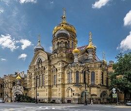"""Руферы """"покорили"""" купол Успенской церкви на Васильевском"""