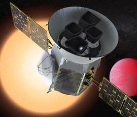 NASA запускает телескоп для поиска инопланетян