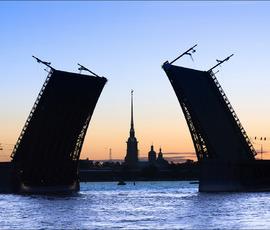 Смотрите прямую трансляцию пресс-конференции, посвященной открытию навигации в Петербурге