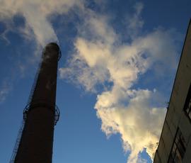 Ученые из России придумали, как снизить вредные выбросы от ТЭЦ