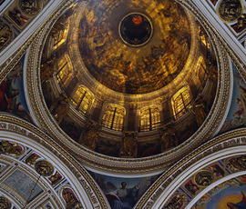 Смотрите прямую трансляцию пресс-конференции о реставрации Исаакиевского собора и Спаса на Крови