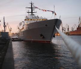 ЧМ-2018 не повлияет на движение грузовых судов по Неве