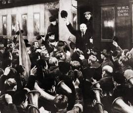 Первый телевизор, Ленин и покушение на убийство: день в истории Петербурга