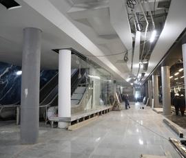 """Станция """"Беговая"""" откроется в конце апреля"""