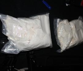 У петербургских рецидивистов изъяли 70 кило амфетамина на двоих