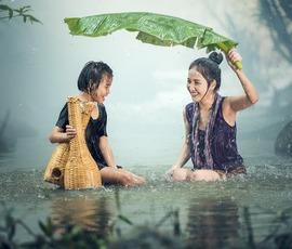 """Китайские ученые создали """"искусственный дождь"""", чтобы побороть засуху"""