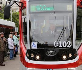 В Петербурге пройдет конкурс среди водителей трамваев и троллейбусов