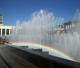 В Петербурге сегодня стартует сезон фонтанов