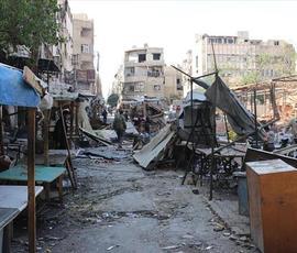 Неразорвавшиеся в Сирии американские ракеты прилетели в Россию