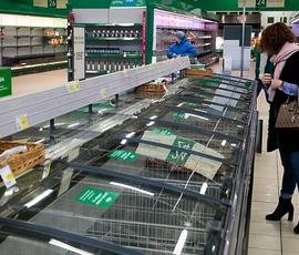 PRISMA закрывает два гипермаркета в Купчино со скидками
