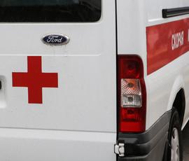 Автоледи сбила девочку на севере Петербурга
