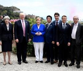 Немецкие политики выступили за возвращение России на саммит G7