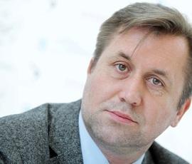 Андрей Шамрай: санкции на литературу не влияют