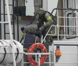 "На ""Морском вокзале"" поймали всех ""террористов"""