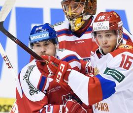 Российская сборная сыграет с финнами