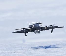 Выпускники СПБГУ применили беспилотники для исследования климата Антарктиды