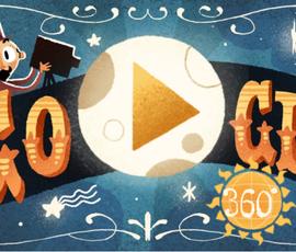 Google отмечает день изобретателя кинотрюков Жоржа Мельесу
