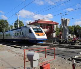 """График движения поездов """"Аллегро"""" изменится в июне и июле"""