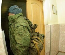В Петербурге на военную службу призовут 2,7 тысячи молодых людей
