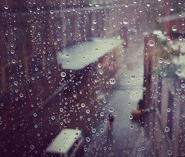 Рабочая неделя в Петербурге начнется с мокрого снега и дождя