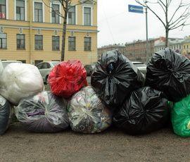 Более 30 кг опасных отходов вывезли из Петербурга