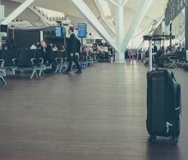 Аэропорт Внуково заволокло дымом из-за короткого замыкания
