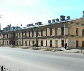 В Петербурге хотят снести историческую казарму лейб-гвардии Семеновского полка