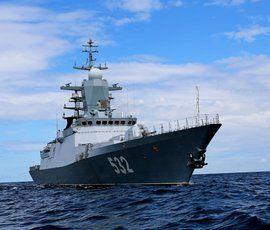 """Моряки """"Бойкого"""" и """"Сообразительного"""" погуляют по Кипру"""