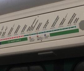 В петербургском метро разместили новые схемы подземки