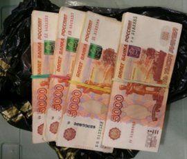 У бывшего руководителя кадастра Ленобласти при обыске нашли кучу денег