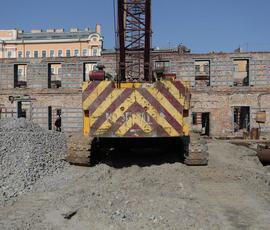 В заксобрании обсудят снос казарм Семеновского полка