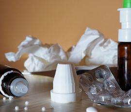 Британские химики случайно изобрели универсальное лекарство от простудных заболеваний